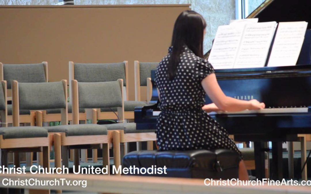 Christ Church Piano Recital 2015