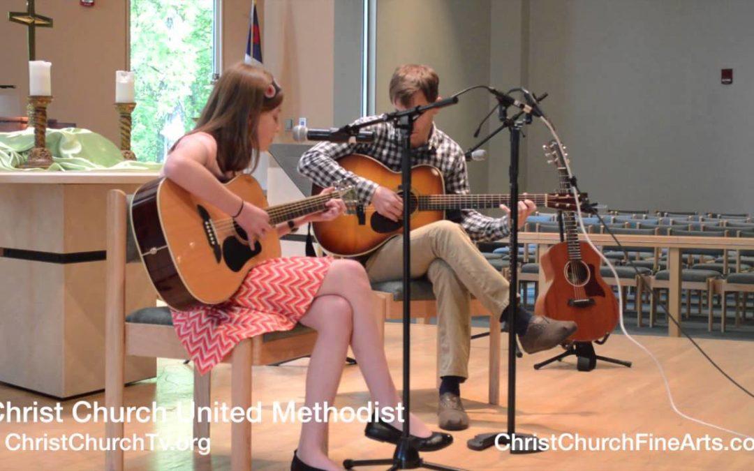 Christ Church Recital Highlights